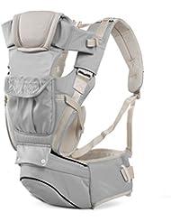 MEIMEI®Multifuncional bebé transpirable asiento lumbar bancos productos infantiles-madre . gray