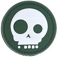 JERKKY Insignia de Goma del PVC 3D Moral táctico Brazalete Ropa de la Insignia Insignia Parche Suave 4#