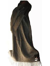 Etole en cachemire véritable 100% grand modèle plusieurs couleurs chale