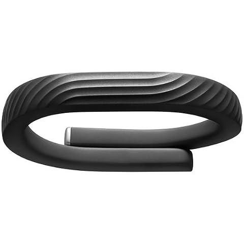 Jawbone UP24 - Pulsera para seguimiento de actividad (Bluetooth 4.0, compatible iOS y Android, talla S)-