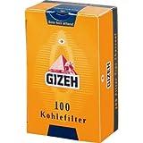 Gizeh–Filtros de carbón 20cajas en caja de cartón
