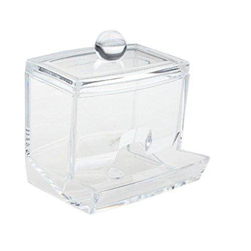 Amlaiworld Acryl Organizer Kistenlagerung kosmetische Stick Halter