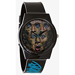 Flüd x Ron English Pantone Goats Head Watch Uhr REPAN001 Armbanduhr Flud