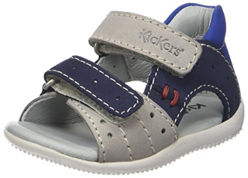 Kickers Boping, Chaussures Marche Bébé Garçon