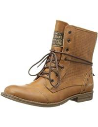 Mustang 1157-503 Damen Kurzschaft Stiefel