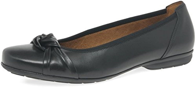 Gabor Ashlene donna donna donna Casual Scarpe 4 UK  37 EU Nero | Di Qualità Superiore  eb68de