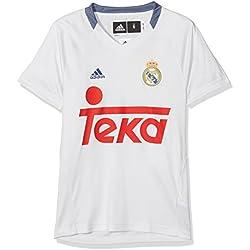 adidas Rm Trg Tee Camiseta Línea Real Madrid Cf, Hombre, Blanco (Balcri), L