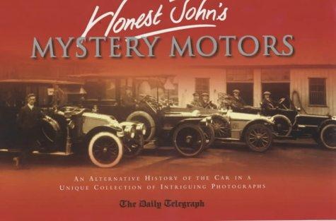 The Daily Telegraph: Mystery Motors por Honest John