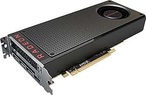 MSI Radeon RX 480 8G - PCI-Express Graphics Card (8GB, GDDR5, 1266 MHz / 1120 MHz, 8000Mhz, VR Ready, Free Sync)