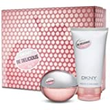 Dkny Be Delicious Fresh Blossom By Donna Karan Gift Set With Eau De Parfum And Body Lotion