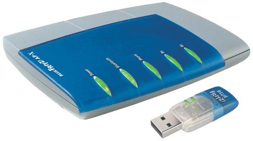 AVM BlueFRITZ! Startpaket V 2.0 externes Bluetooth ISDN-Modem mit integr. Telefonanlage und Bluetooth USB-Dongle