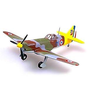 Easy Model 36335 - Maqueta de avión D.520, nº 343 (capitán de GC II/3 junio de 1941) Importado de Alemania