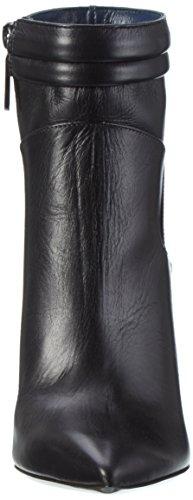 Pollini Shoes, Chaussures Bateau Femme Black (Black 00A)