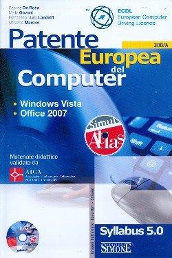 *300/A PATENTE EUROPEA DEL COMPUTER Windows Vista, Office 2007