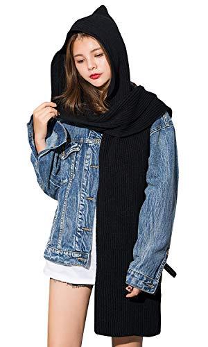 9480f854ed9028 Zoom IMG-1 sciarpa cappello donna lana 2