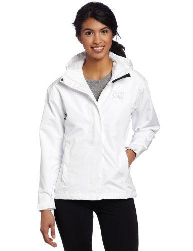 Helly Hansen Damen Jacke W Seven J Jacket, White, L, 7040053222328