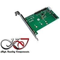 'KALEA-INFORMATIQUE–Convertitore adattatore M2verso IDE 3.540pin–per M.2NGFF tipo SATA B Key