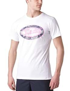 Stade Français Paris Rugby T-shirt Manche Courte homme Blanc XL