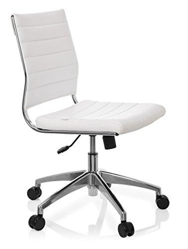 Hjh office 720003 sedia girevole da ufficio trisha for Sedia da ufficio amazon