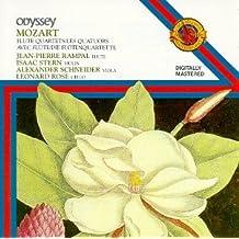 Mozart : les quatuors avec flûte