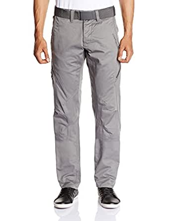 Celio Men's Cargo Trousers Grey (3596653167735)