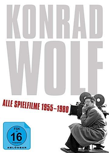Konrad Wolf - Alle Spielfilme 1955 - 1980 (14 DVDs)