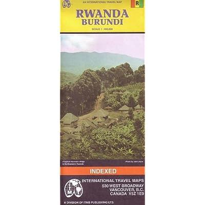 Carte Routiere Rwanda Burundi Pdf Complete Olucio