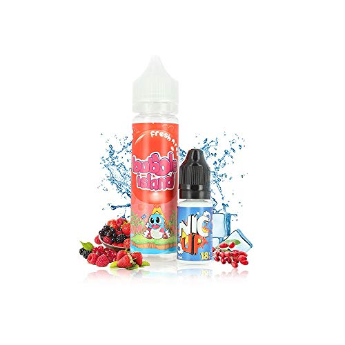 fresh n rosso 50 ml - bubble island