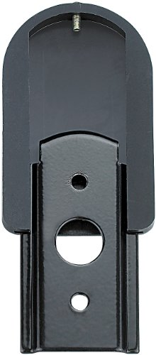 auvisio Kompakt-Halterung für Satelliten-Lautsprecher im 4er-Pack - 5