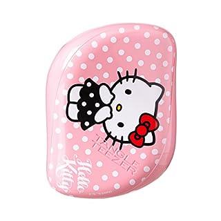 Tangle Teezer Compact Styler Haarbürste, Hello Kitty Pink, 1er Pack (1 x 1 Stück)