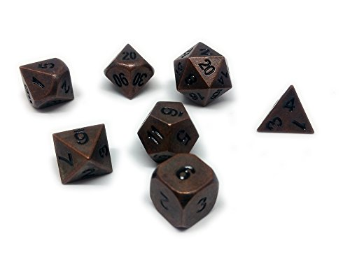 Metallic-Dragon-Solid-Metal-Poly-Dice-Set-By-DnDice-Available-in-Gold-Silver-Copper-with-Dragon-Insignia-Presentation-Tin