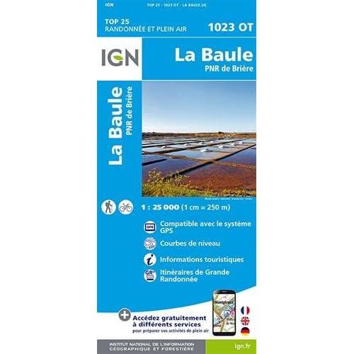 1023OT LA BAULE PNR DE BRIERE