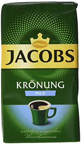 Jacobs Krönung Mild Filterkaffee, 500 g