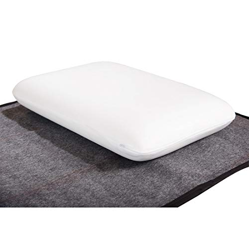 "JSB MF008 Classic Memory Foam Pillow (24 X 16"" X 5.2"")"""
