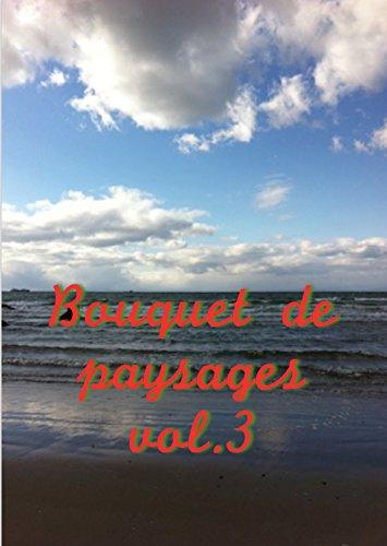 Couverture du livre Bouquet de paysages vol.3