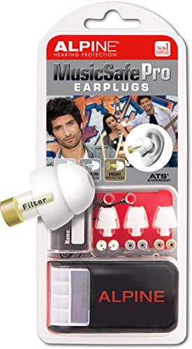 Alpine MusicSafe Pro Gehörschutz - weiß