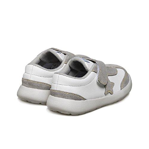 Little sportliche Sneaker Blue wei Echt Leder Halbschuhe Lamb Originals rqPrnwxO6B