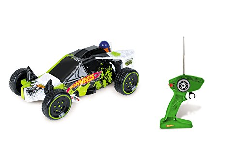 ferngesteuerte hot wheels Mondo Motors 63258 - Hot Wheels - RC Nitro Buggy 1:10 ink. Akku