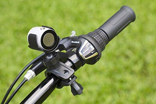 MusicMan Nano Bike Bluetooth Lautsprecher BT-X18 weiß