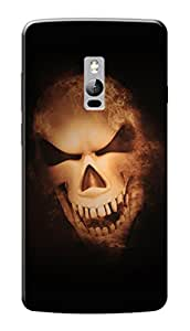 HACHI Premium Printed Cool Case Mobile Cover for OnePlus Two