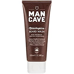 ManCave Blackspice Beard Wash Tratamiento - 100 ml