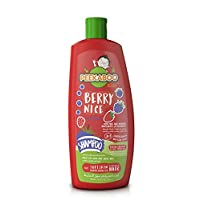 Peekaboo Kids 3 In 1 Shampoo, Conditioner And Body Wash, Berry Nice, 400 ml