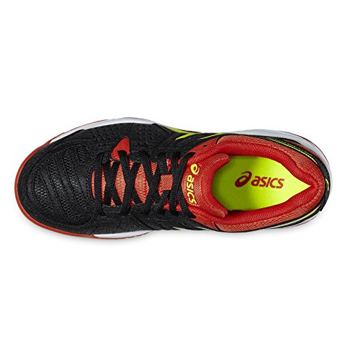 Asics Gel-Padel Pro 3 Gs Tennisschuhe Black / Yellow