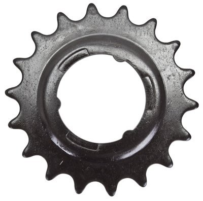 KT Hub Cassette Body E-Type Sprocket-18T by KT