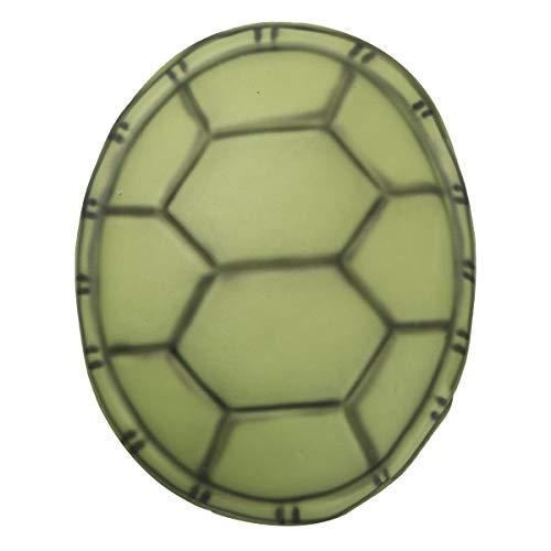 Agoky Unisex Kinder Kostüm Schildkröte Rückenpanzer Grün