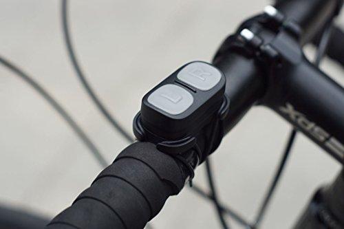 LUMOS KICKSTART Fahrradhelm mit Blinker matt schwarz 54-62cm - 4