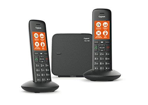 Gigaset C570 Duo - Teléfono Teléfono DECT