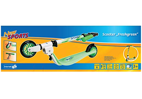 New Sports Scooter Freshgreen, 121mm