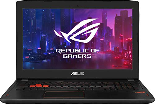 "Asus ROG GL502VM Notebook 15"" Gaming Intel Core i7 6700HQ, NVIDIA GeForce GTX 1060, 16GB RAM, 1TB SATA HDD"