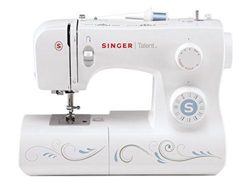 Singer Maquina de Coser Talent 3323, Blanco